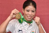 Mary Kom Returns After Winning Gold at Asian Championships