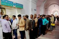 In Pictures: How India Faced Cash Crunch During Demonetisation
