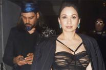 Bollywood Celebs Attend Sanjay Khan's Grand Party