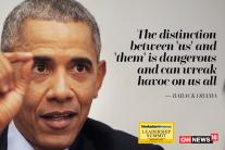 Top Quotes From Barack Obama at HT Leadership Summit 2017