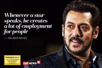 Top Quotes From Salman Khan at HT Leadership Summit 2017
