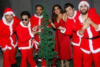 Richa Chadda Celebrates Her Birthday With Fukrey Cast