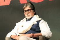 Amitabh Bachchan at 'Thackeray' Teaser Launch