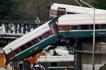 Amtrak Train Derails in Washington State: 3 Dead