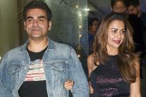 Bollywood Celebrities at Mallika Bhatt's Party
