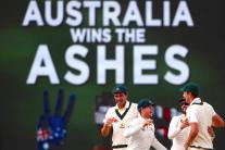 In Pics,Ashes 2017, Australia vs England, Third Test, Day 5