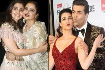 Filmfare Glamour & Style Awards 2017: Candid Pics of Stars