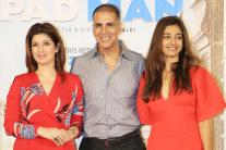 Akshay Kumar, Twinkle Launch Padman's First Song 'Aaj Se Teri'