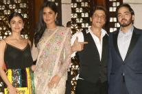 Bollywood Stars Sizzle at Mukesh Ambani's Party