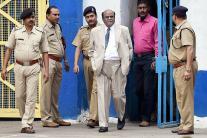 Justice  CS Karnan Released From Kolkata Prison
