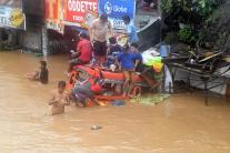 Deadly Tropical Storm Tembin Lashes Southern Philippines
