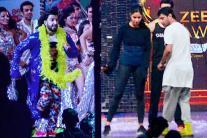 Ranveer Singh, Katrina Kaif Rehearse for Award Show