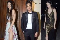 Ahaan Panday's Birthday Party: Star Kids Rock The Night