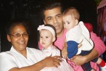 Ekta Kapoor's Pre-Christmas Party: Star Kids Grab Eyeballs