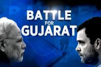 Battle For Gujarat: Modi, Rahul Run The Gujarat Marathon
