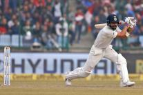 In Pics, India vs Sri Lanka, 3rd Test, Day 2