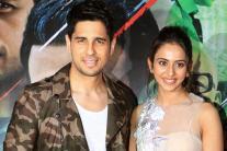Aiyaary Trailer Launch: Sidharth Malhotra Bonds with Co-Stars
