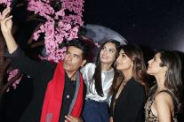Bollywood Celebrities at Hong Kong Club Launch Party