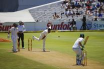 In Pics, South Africa vs India, First Test, Day 1 at Cape Town