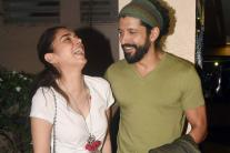 Bollywood Celebs at Javed Akhtar's Birthday Party