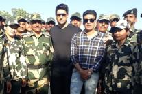 Team Aiyaary Gives a Tribute to Jawans on Army Day