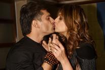 Bipasha Basu, Karan Singh Grover Share a Passionate Kiss