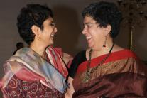 Aamir Khan's Wife Kiran Rao Bonds with his First Wife Reena