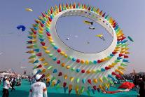 International Kite Festival 2018 in Ahmedabad! See Pictures