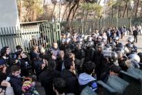 Iran Protest: Anti-Riot Forces 'Open Fire on Protestors'