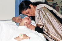 Sitharaman Meets Sunjuwan's Miracle Baby, Injured Jawans