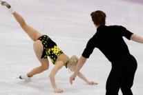 2018 Winter Olympics: Brilliant Pics From Figure Skating Event