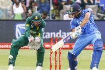 In Pics, South Africa vs India, 5th ODI in Port Elizabeth
