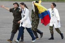 Colombia rebels free captives held for 12 years