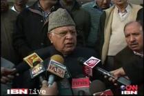 Talks won't yield results if terrorism not controlled: Farooq Abdullah