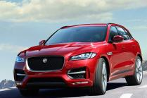 Jaguar unveils sports car-inspired F-Pace luxury SUV