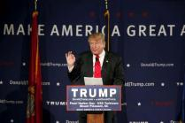 Donald Trump Says He Will Win General Elections