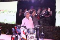 Hero MotoCorp unveils its first in-house bike Splendor iSmart 110