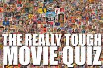 Really Tough Movie Quiz: September 16