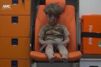 Haunting Image Of Syrian Boy Rescued From Rubble Show True Horrors Of Aleppo