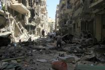 UN Aid Chief Warns of 'Unparalleled' Catastrophe in Aleppo