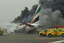 Passengers Found Grabbing Bags During Emirates Evacuation