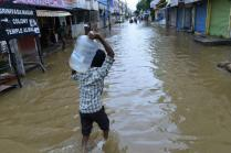 Army, NDRF Begin Relief Operations in Rain-affected Hyderabad