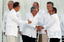Colombia, Marxist Rebels Sign Accord Ending 52-Year War