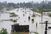 Floods: 17 NDRF Teams, 550 Personnel Deployed in AP, Telangana & Karnataka