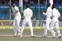 India vs New Zealand, 1st Test Live: Ashwin Dents New Zealand's Chase