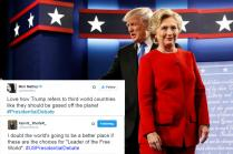 US Presidential Debate: Bollywood Stars Share Their Opinions on Twitter