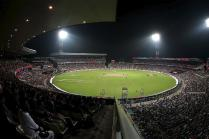 Lukewarm Response to Second India-NZ Test at Eden Gardens