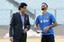 Eden Track Will Not Turn Much, Says Sourav Ganguly