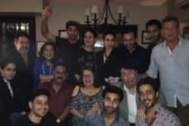 Kareena Kapoor Rings In Her 36th Birthday With Ranbir, Karisma, Saif Ali Khan