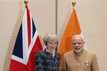 Kashmir a Matter For India, Pakistan to Sort Out: British PM Theresa May